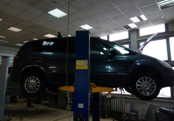 Ford s-max катализатор