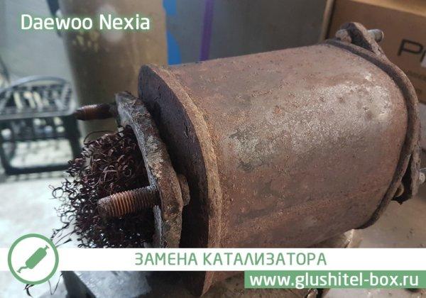 Daewoo Nexia катализатор