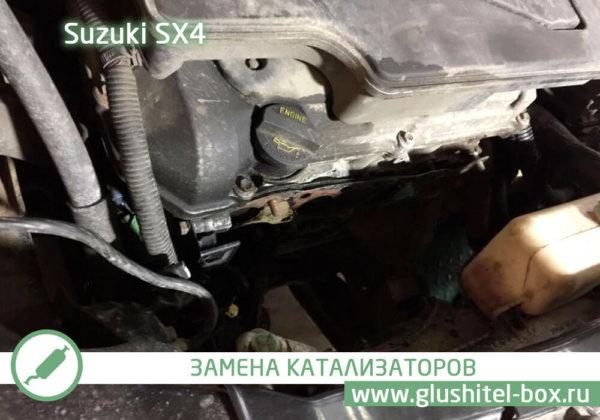 Suzuki SX4 катализатор